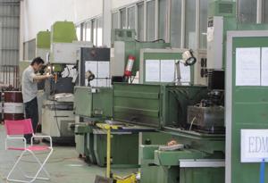 moulding workshop