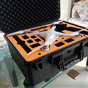 Tricases safety cases are used in the photography, camera, broadcast television systems