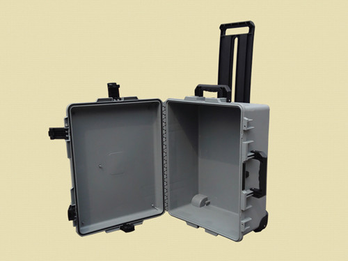 Aircraft system inspection control equipment case