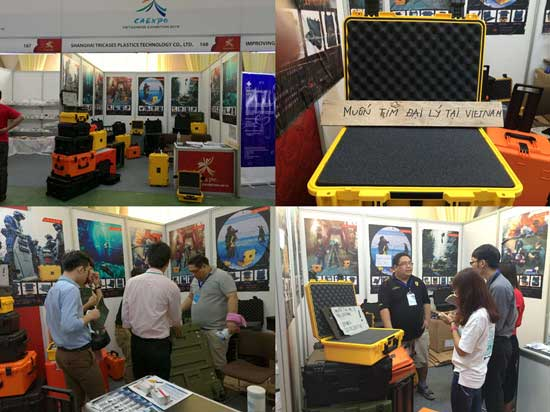 The 13th China-ESEAN Expo in Vietnam