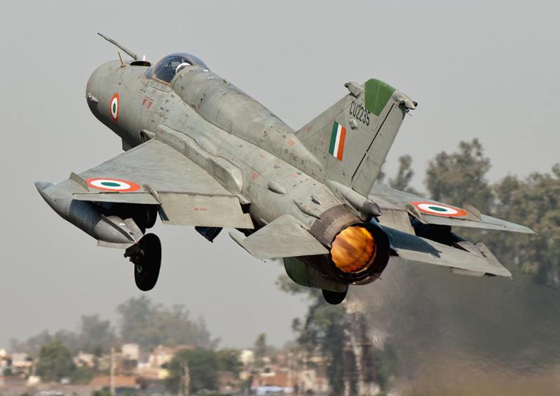 India shoots down its own aircraft and destroys its own helicopter