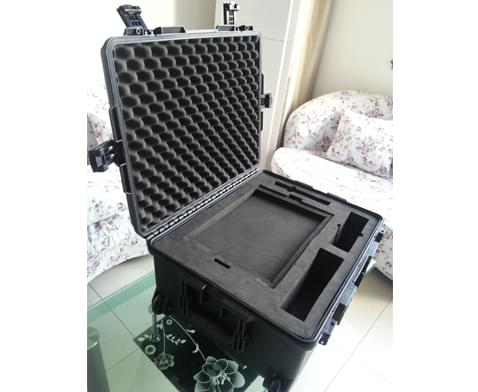 Electronic communication equipment case