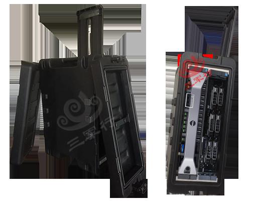 4U simple rack RJ4U